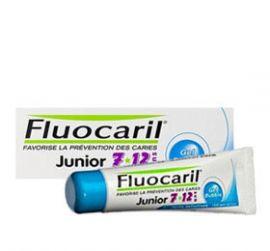 Fluocaril Junior 7-12 Años Gel 50ml Bubble