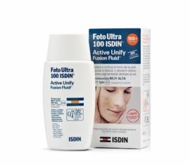 Isdin FotoUltra Active Unify Fusion Fluid SPF100  50 Ml