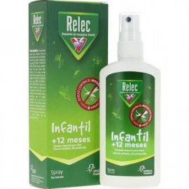 Relec Repelente de Mosquitos Infantil +12 Meses 100 Ml
