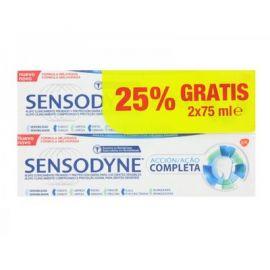 Sensodyne Duplo Acción Completa 2x75 Ml