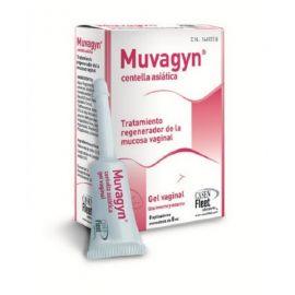 Muvagyn Centella Asiática Gel Vaginal 8 Monodosis