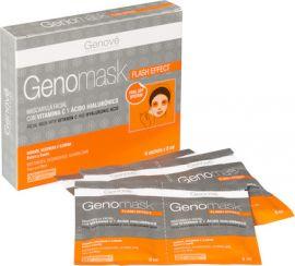Genomask Mascarilla Facial Vitamina C 6 Monodosis 8 Ml