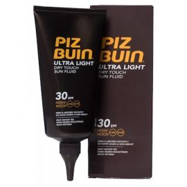 Piz Buin Ultra Light Dry Touch SPF30 Fluido Solar 150 Ml