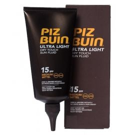 Piz Buin Ultra Light Dry Touch SPF15 Fluido Solar 150 Ml