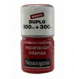 Neutrogena Bálsamo Reparación Intesa Duplo 2x300 Ml