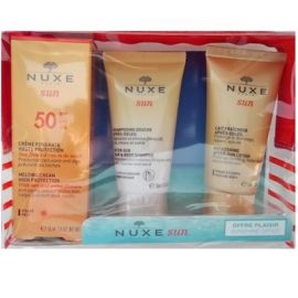 Nuxe Sun Cofre Viaje SPF50