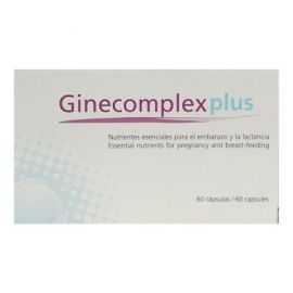 Ginecomplex Plus 60 Cápsulas