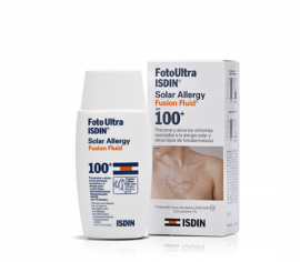 Isdin FotoUltra Solar Allergy SPF100+ Fusion Fluid 50 Ml