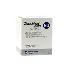 GlucoMen Areo Sensor 50 Tiras Reactivas