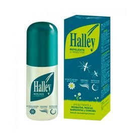 Halley Repelente De Insectos 100Ml