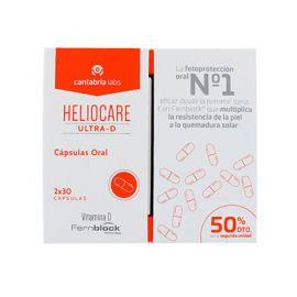 Heliocare Ultra-D 2x30 Cápsulas