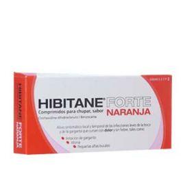 Hibitane Naranja Forte 20 Comprimidos