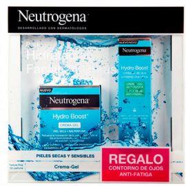 Neutrógena Hydro Boost Crema-Gel 50Ml + Regalo Hydro Boost Contorno de Ojos 30Ml
