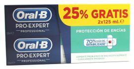 Oral-B Pro Expert Profesional Proteccion De Encias 2X125Ml
