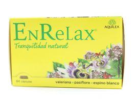 Aquilea Enrelax Valeriana 84 Cápsulas