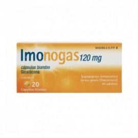 Imonogas120 Mg 20 Cápsulas Blandas