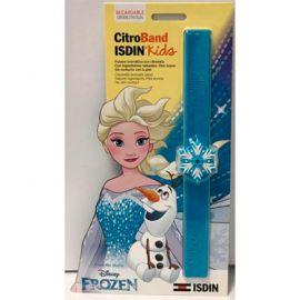 Isdin Citroband Kids pulsera aromática frozen 1 pulsera + 2 pastillas