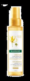 Klorane Cuidado y Sol Aceite Protector a la cera de Ylang - Ylang 100 Ml