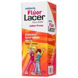 Lacer Fluor Diario 500 Ml