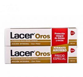 Lacer Oros Duplo Pasta Dentifrica 125 Ml