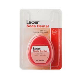 Lacer Seda Dental Cera Fluor