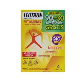 Leotron Vitaminas 90 Comprimidos + REGALO 30 Comprimidos