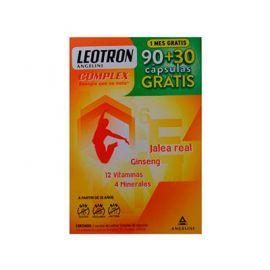 Leotron Complex 90 Cápsulas + REGALO 30 Cápsulas