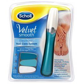 Dr. Scholl Velvet Smooth Lima Electrónica para Uñas