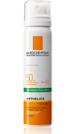 La Roche Posay Anthelios SPF50 Bruma Fresca Invisible Facial 75 Ml