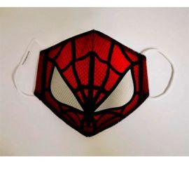 Mascarilla Tela Spiderman Talla S