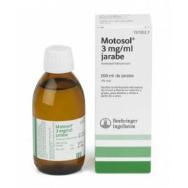 Motosol Jarabe 200 Ml