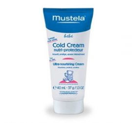 Mustela Cold Cream Bebe 40Ml