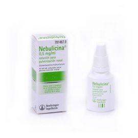 Nubulicina Adultos 0,5 Mg/ml Solución para Pulverización Nasal 10ml