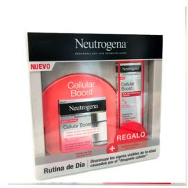 Neutrogena Cellular Boost 50 Ml + Regalo Cellular Boost Contorno de Ojos 30Ml