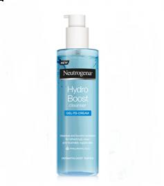 Neutrogena Hydra Boost Limpiador Gel de Agua 200 Ml