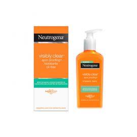 Neutrogena Pack Visibly Clear Gel Limpiador 200 Ml + Hidratación 50 Ml