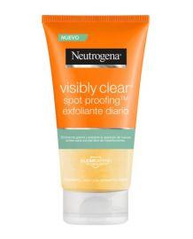 Neutrogena Visibly Clear Exfoliante Diario 150 Ml