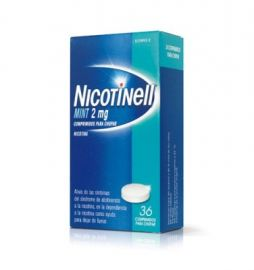 Nicotinell Mint 2 Mg 36 Comprimidos para Chupar
