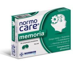 Normocare Memoria (Antes Nomovital) 30 Comprimidos