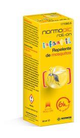 Normopic Infantil Repelente de Mosquitos Roll-On 50 Ml