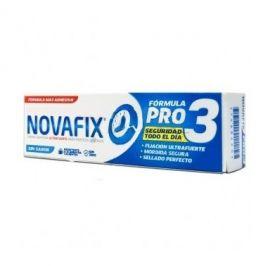 Novafix Fórmula Pro3 Sin Sabor 70 Gr