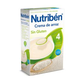 Nutriben Crema de Arroz 300 Gr