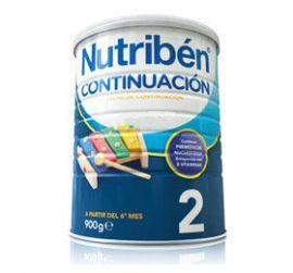 Nutriben Continuacion 800g
