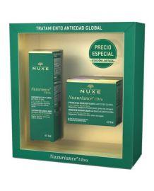 Nuxe Cofre Nuxuriance Ultra Contorno de Ojos y Labios 15 Ml + Crema Rica Redensificante 50 Ml