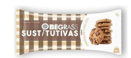 Obegrass Barrita Sustitutiva Galleta y Chocolate
