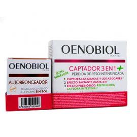 Oenobiol Captador 3 en 1 + Regalo Autobronceador