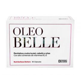 Oleo Belle Piel,Cabello Y Uñas 60 Caps