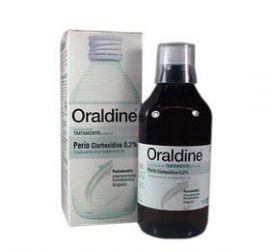 Oraldine Perio 400 Ml