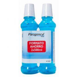 Parogencyl Control Duplo Colutorio 2X500 Ml