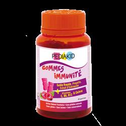 Pediakid Gominolas Inmuno 60 Ositos